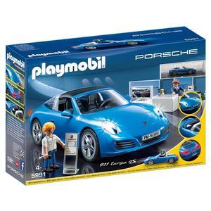 Playmobil Porsche - 911 Carrera Targa 4S - 5991