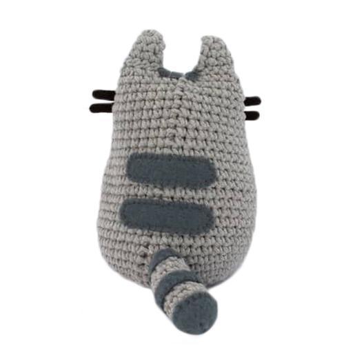 Pusheen - Kit Maleta de Croché