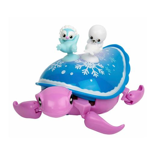Little Live Pets - Tartaruga Divertida  Snowbreeze The Arctic