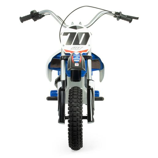 Injusa - Moto X-Treme Blue Fighter 24V