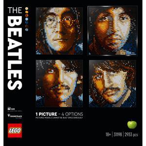 LEGO Set Lego Art The Beatles 31198