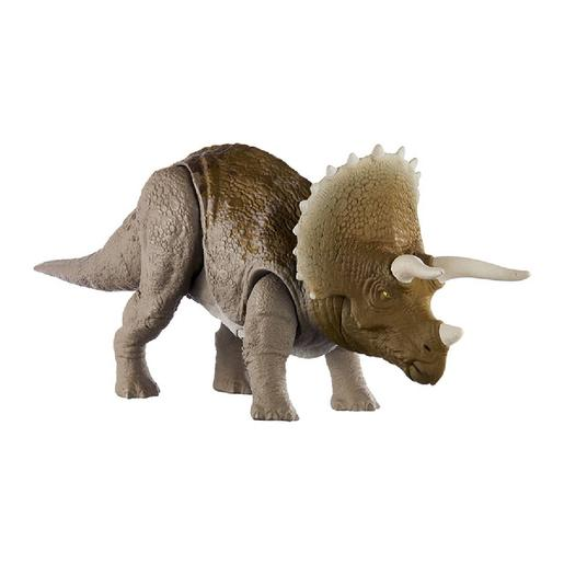 Jurassic World - Triceratops - Figura Sound Strike