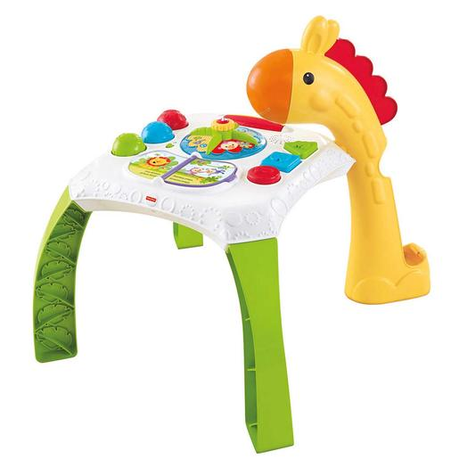 Fisher Price Mesa De Atividades Animal Friends Fisher Price Core Loja De Brinquedos E Videojogos Online Toysrus