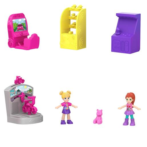 Polly Pocket - Salão Recreativo