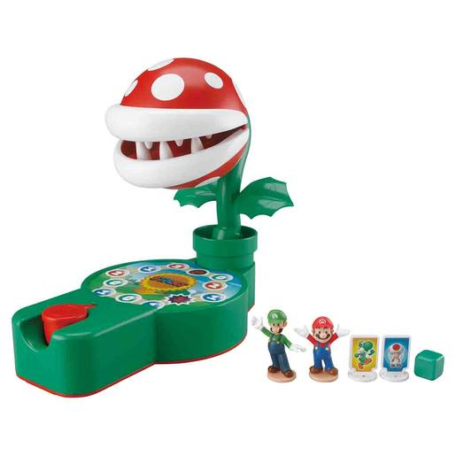 Super Mario - Piranha Plant Escape!