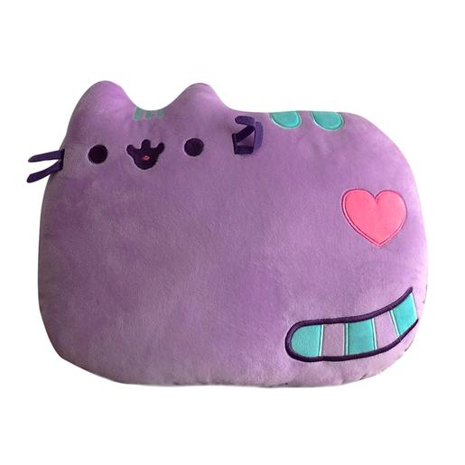 Pusheen - Almofada Pusheen Laying Down - Lilás