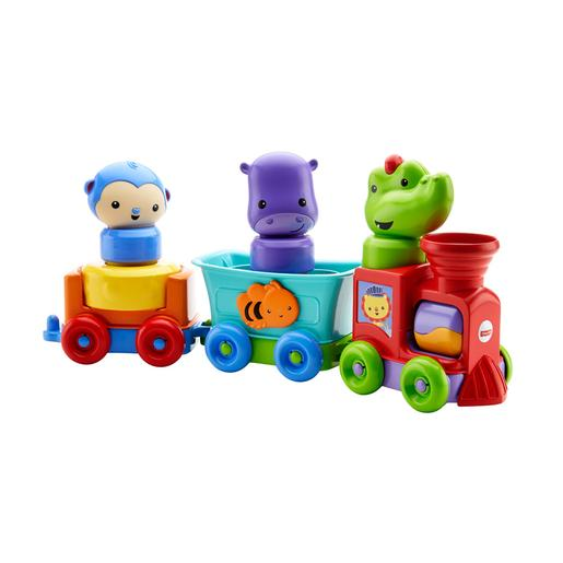 Fisher Price Silly - Comboio Amigos da Floresta