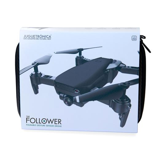 Drone The Follower Foldable Gesture Sensor