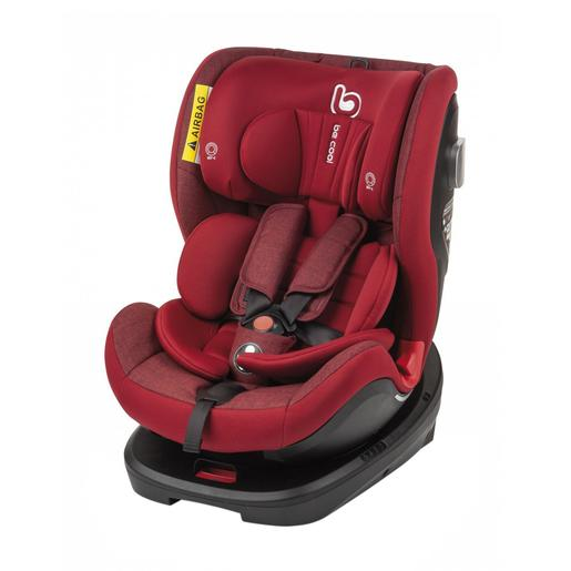 Be Cool - Silla de Coche Pivot Passion Grupo 0+-1-2-3 (Hasta 36 kg)