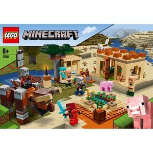 LEGO Minecraft O Ataque de Illager - 21160