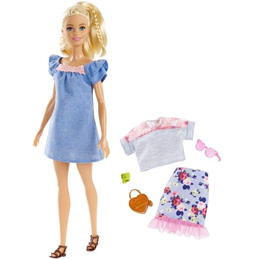 Barbie - Boneca Fashionista Sweet Bloom