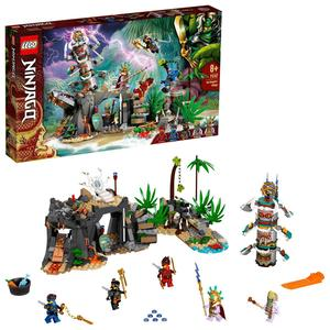 Lego Ninjago Aldeia Dos Guardiões 71747