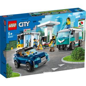 LEGO City - Posto de Combustível - 60257
