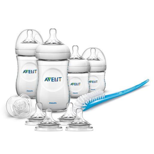 Philips Avent - Set Recém-Nascido Natural - D301/01