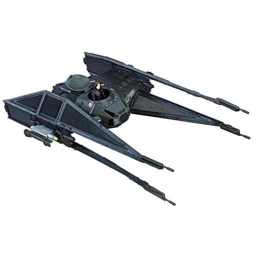 Star Wars - Tie Silencer de Kylo Ren