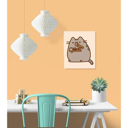 Pusheen - Canvas 20 x 25 cm Sushi