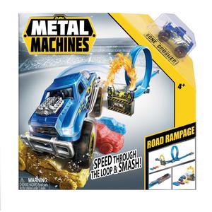 Metal Machines - Circuito com loop e rampa de salto