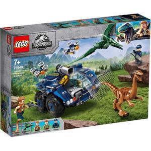 LEGO Jurassic World Fuga De Gallimimus E Pteranodonte - 75940