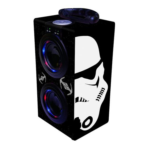 Star Wars - Mini Alta-voz Portátil com Bluetooth