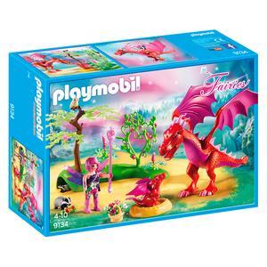 Playmobil Fairies - Dragão com Bebé - 9134