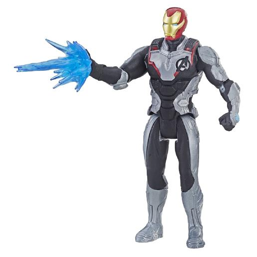Os Vingadores - Iron Man Figura Team Suit