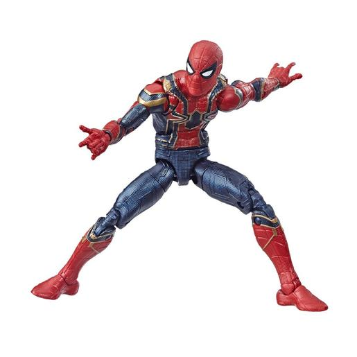 Os Vingadores - Spider-Man - Figura 15 cm Best of Legends Series