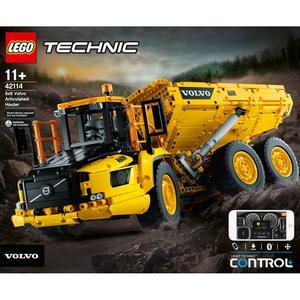 LEGO Technic: Volvo 6×6 Articulated Hauler