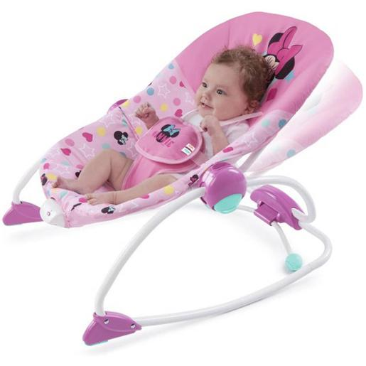 Disney Baby - Minnie Mouse Baloiço Evolutivo Stars and Smiles