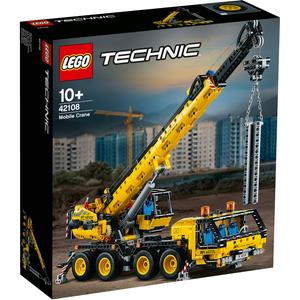 LEGO Technic Grua Móvel - 42108
