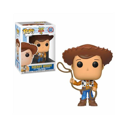 Toy Story - Woody Toy Story 4 - Figura POP