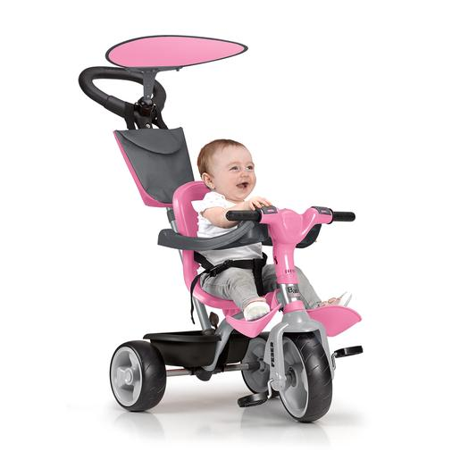 Feber - Triciclo Evolutivo Plus Music Pink