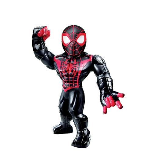 Miles Morales - Figura Super Hero Aventures Mega Mighties