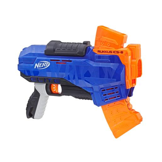 Nerf Elite - Rukkus ICS-8