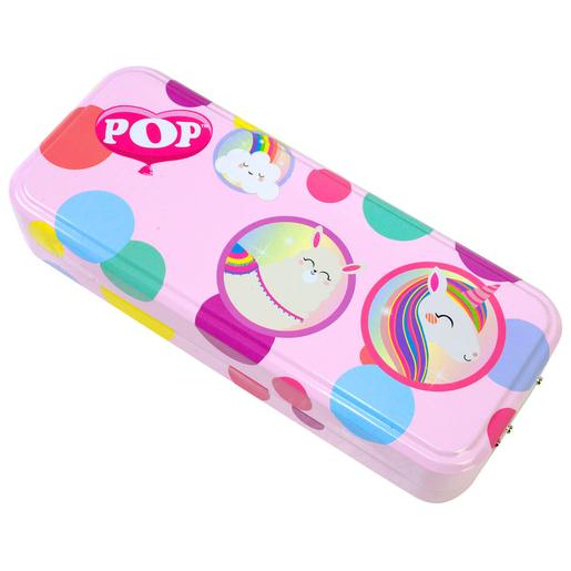 Estojo de Maquilhagem POP Girl Color Tin