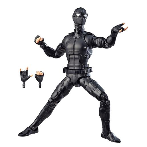 Spider-Man Black - Figura Legends Series