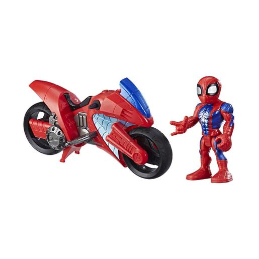 Marvel - Spider-Man e Mota Aranha Super Hero Adventures