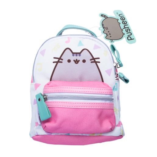Pusheen - Mini Mochila Policanvas
