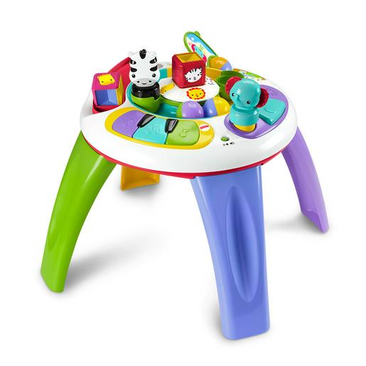 Fisher Price Silly - Mesa Aprendizagem Safari Divertido