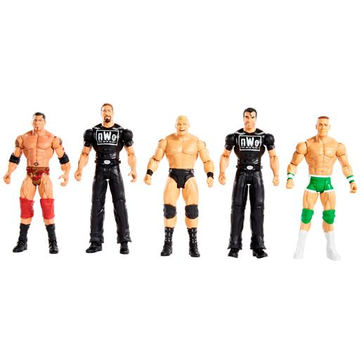 WWE - Network Spotlight Pack 5 Figuras