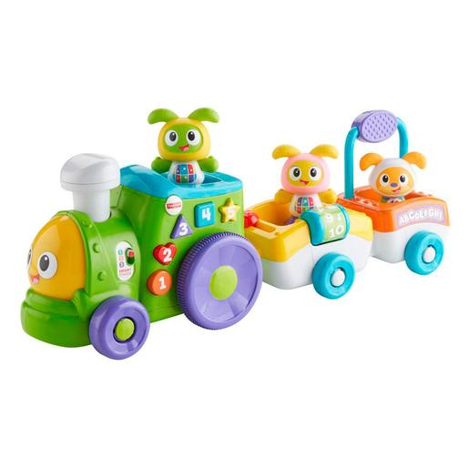 Fisher Price - Comboio do Beatbo