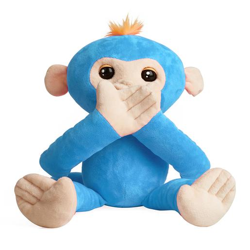 Fingerlings Hugs - Peluche Interativo Azul