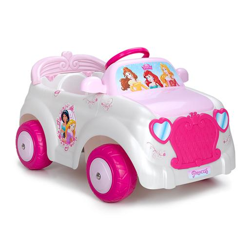 Feber - Disney Princess Car 6V