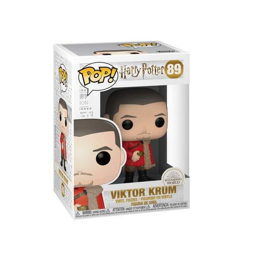 Harry Potter - Viktor Krum - Figura Funko POP