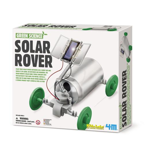 Green Science - Solar Rover