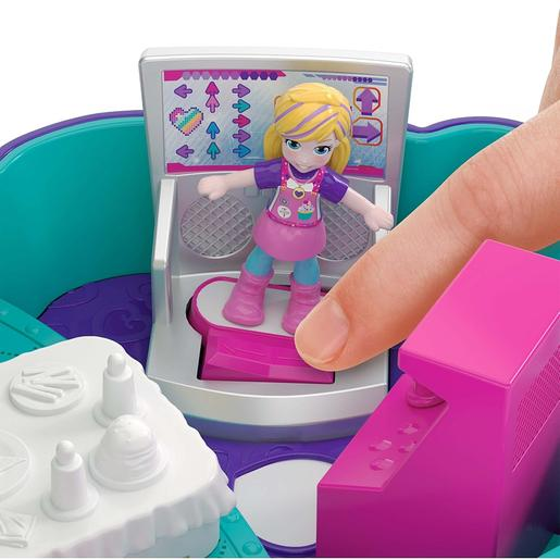 Polly Pocket - Cofre Cupcake Surpresa