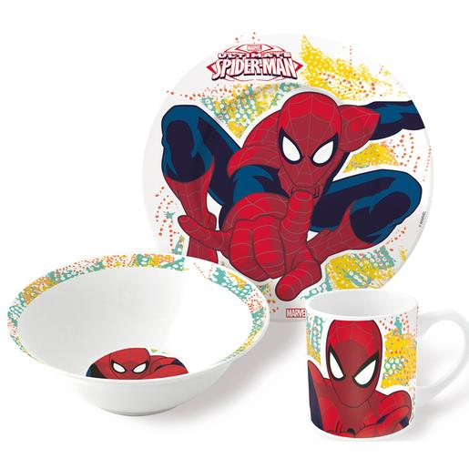 Spider-Man - Set de Lanche