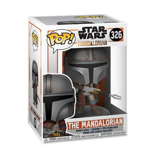 Star Wars - The Mandalorian - Figura Funko POP