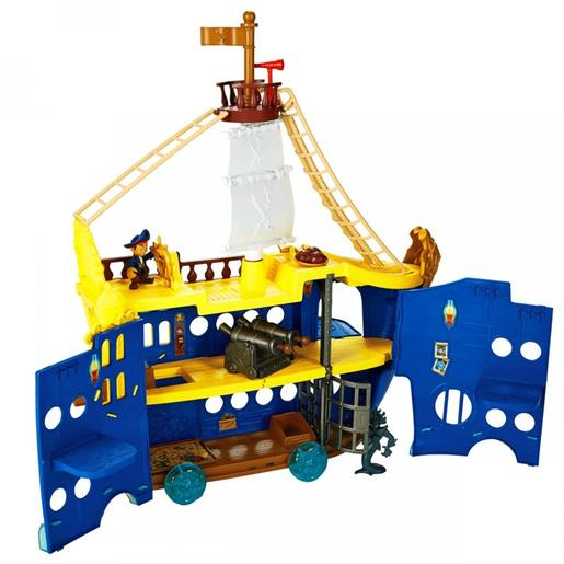 Fisher Price - Jake e os Piratas - Captain Jake e Colossus