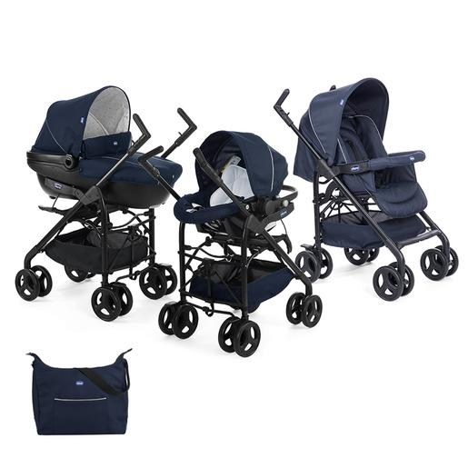 Chicco - Trio Sprint - Blue Passion