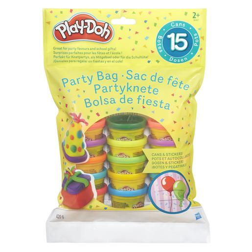 Play-Doh - Saco de 15 Mini Recipientes